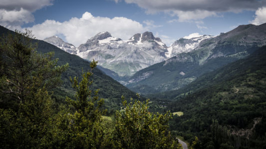 Aisa, Pyrenees, GPS (42,690613; -0,623843)