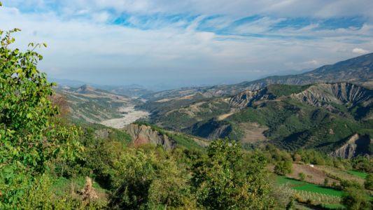 Albania Berat Gjerbes - GPS 40 630953 20 252621