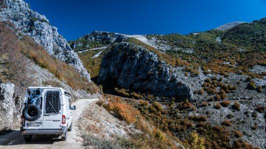 Albania Berat Korite - GPS 40 540378 20 265423