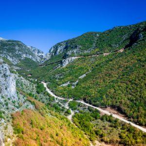 Albania Berat Korite - GPS 40 544288 20 271714
