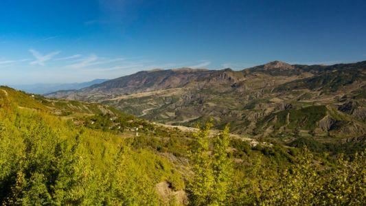 Albania Berat Prrenjas - GPS 40 574731 20 286508