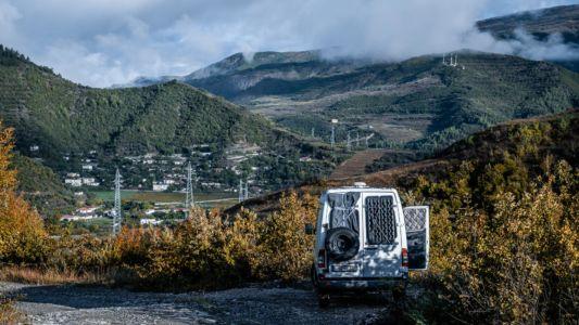 Albania Berat Sharove - GPS 40 487577 20 229799