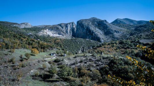Albania Berat Veseshte - GPS 40 517511 20 243218