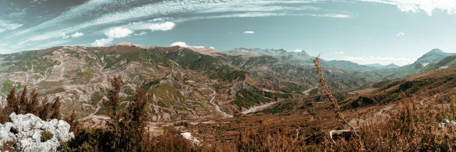 Albania Berat Zaloshnje - GPS 40 607204 20 268558