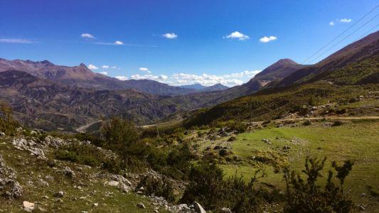 Albania Berat Zaloshnje - GPS 40 607247 20 268558