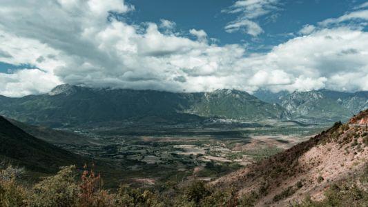 Albania Kukes Bytyc - GPS 42 313401 20 167381
