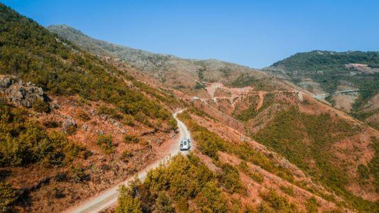 Albania Kukes Mujaj - GPS 42 204200 20 447685