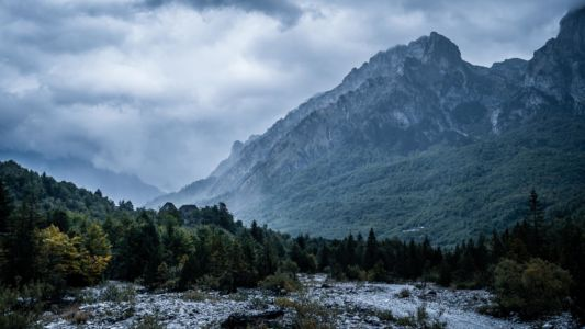Albania Kukes Rrogam - GPS 42 416050 19 857116