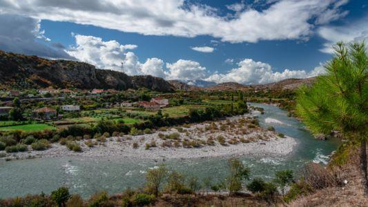 Albania Shkoder Drisht - GPS 42 123661 19 598493