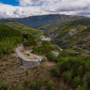 Albania Shkoder Gomsiqe - GPS 41 983756 19 793653