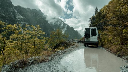 Albania Shkoder Grumas - GPS 42 370773 19 787304
