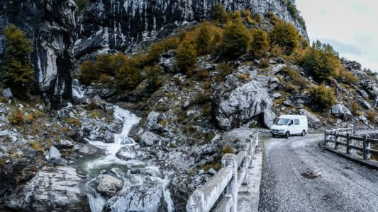 Albania Shkoder Nicaj-Shosh - GPS 42 253981 19 756159