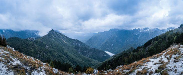 Albania Shkoder Theth - GPS 42 383885 19 754981