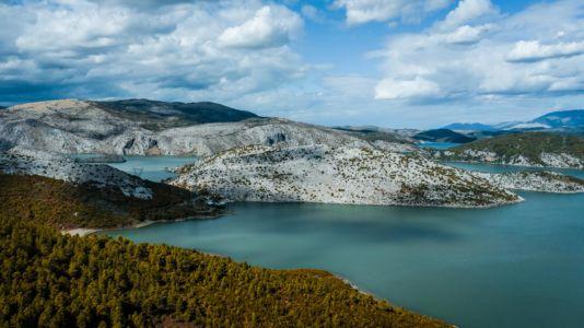 Albania Shkoder Zadenje - GPS 42 015689 19 655289