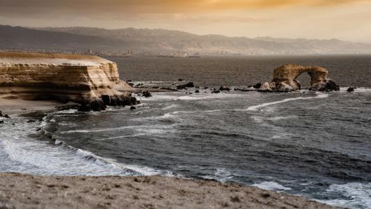 Antofagasta - Chile - GPS (-23,499182; -70,428197)