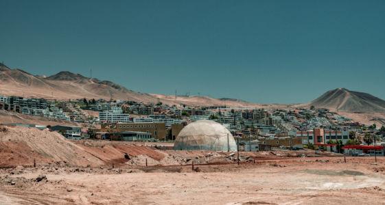 Antofagasta - Chile - GPS (-23,697837; -70,420867)