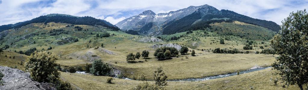 Baqueira, Pyrenees, GPS (42,760000; 1,008055)