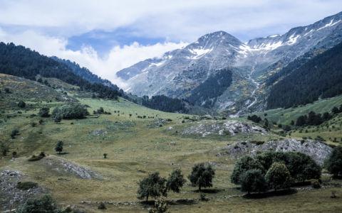 Baqueira, Pyrenees, GPS (42,760032; 1,008148)