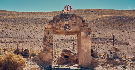 Bolsa Del Tigre, Argentina, GPS (-25,427447; -67,191000)