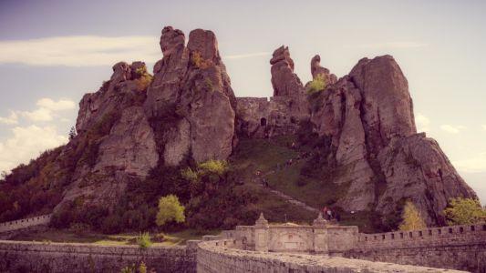 Bulgaria, Belogradchik Fortress - GPS (43,624025; 22,676849)