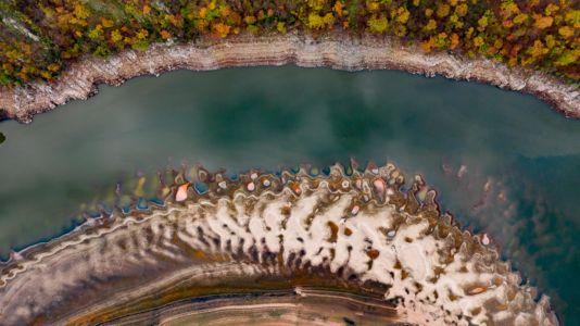 Bulgaria, Horseshoe Bend Of The Arda, Ribartsi - GPS (41,670549; 25,240953)