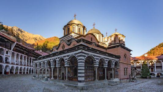 Bulgaria, Rila Monastery - GPS (42,133068; 23,338903)