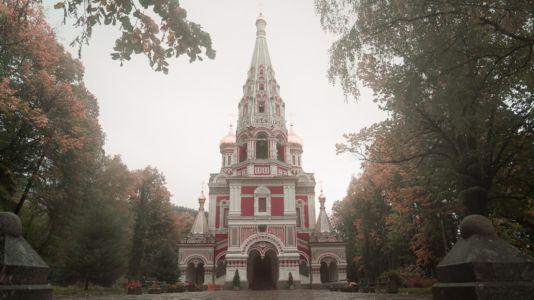 Bulgaria, Shipka Memorial Church, Shipka - GPS (42,715620; 25,328003)