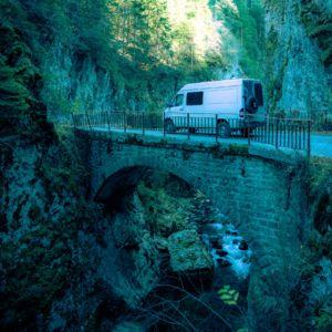 Bulgaria, Trigrad Gorge, Teshel - GPS (41,657025; 24,342549)