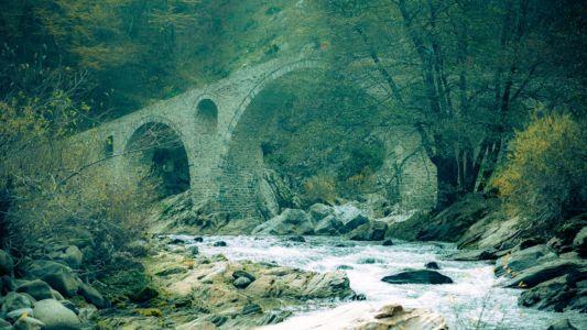 Bulgaria, Wonderful Bridge, Ahryansko - GPS (41,623034; 25,115037)