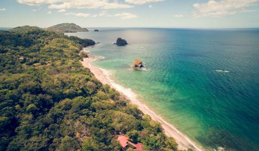 Cabo Velas, Puerto Viejo, Costa Rica, GPS (10,388810; -85,835987)