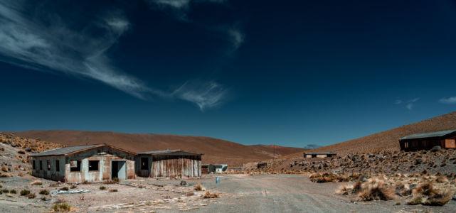 Calama - Chile - GPS (-22,370320; -68,013965)