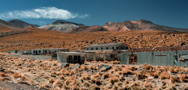 Calama - Chile - GPS (-22,370320; -68,013967)