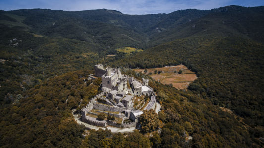 Cantallops, Pyrenees, GPS (42,445237; 2,944367)