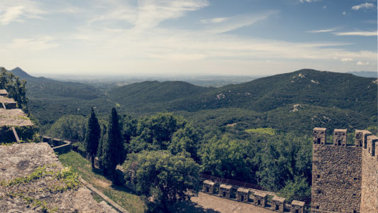 Cantallops, Pyrenees, GPS (42,446388; 2,945000)