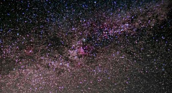 Deneb, Sadr And North American Nebula