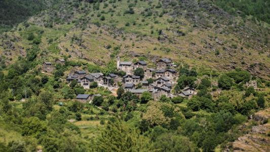 Escalo, Pyrenees, GPS (42,506108; 1,147088)