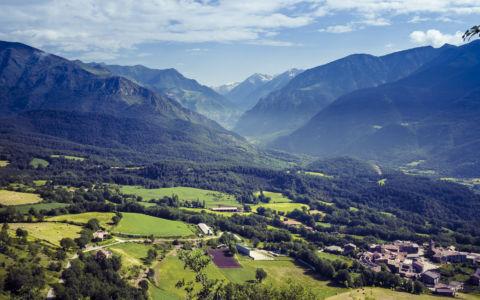 Escane, Pyrenees, GPS (42,461327; 0,689303)