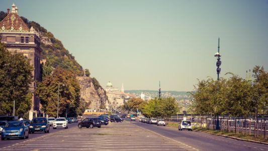 Gellerthegy, Hungary, GPS (47,480561; 19,057886)