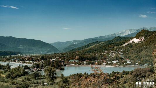 Georgia, Zeda Ghvardia - GPS (42,541548; 42,871603)