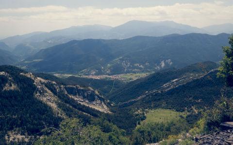 Gisclareny, Pyrenees, GPS (42,279112; 1,887828)