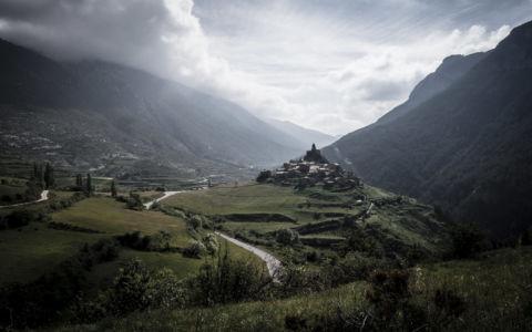 Gosol, Pyrenees, GPS (42,255703; 1,613037)