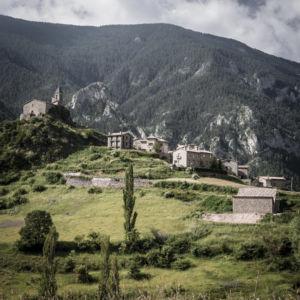 Gosol, Pyrenees, GPS (42,259857; 1,617038)