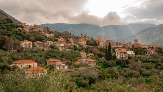 Greece, Langádha - GPS (36,772460; 22,351247)