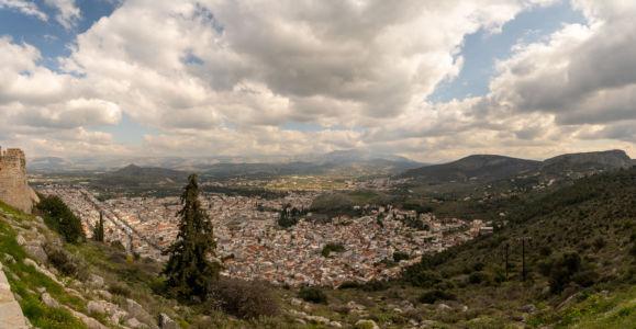 Greece, Nafplion - GPS (37,561260; 22,804723)