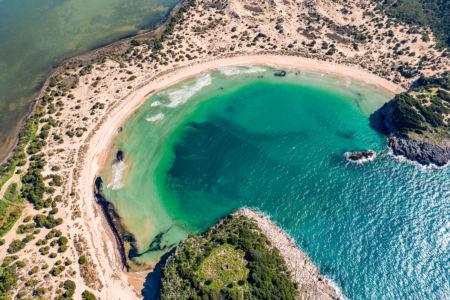 Greece, Petrochóri - GPS (36,966417; 21,659618)