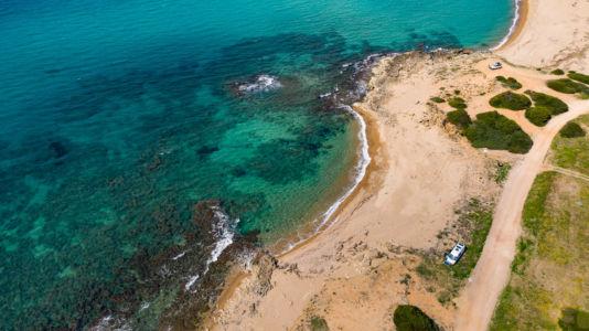 Greece, Romanós - GPS (36,987965; 21,649567)