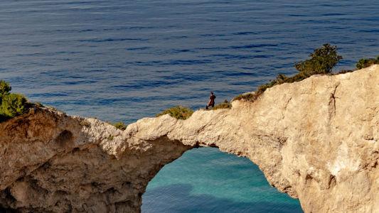 Greece, Stravá - GPS (38,074087; 22,984535)