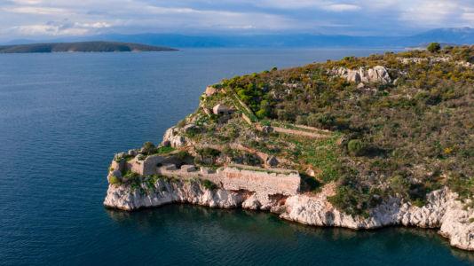 Greece, Vivári - GPS (37,525145; 22,929458)