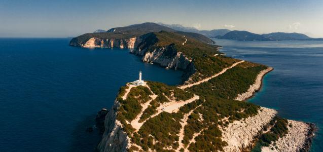 Greece, Áyios Nikólaos Nirás - GPS (38,561703; 20,541950)