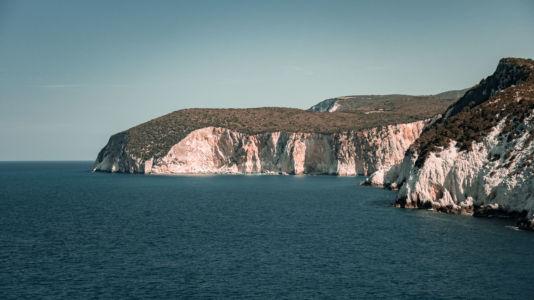 Greece, Áyios Nikólaos Nirás - GPS (38,563985; 20,543598)